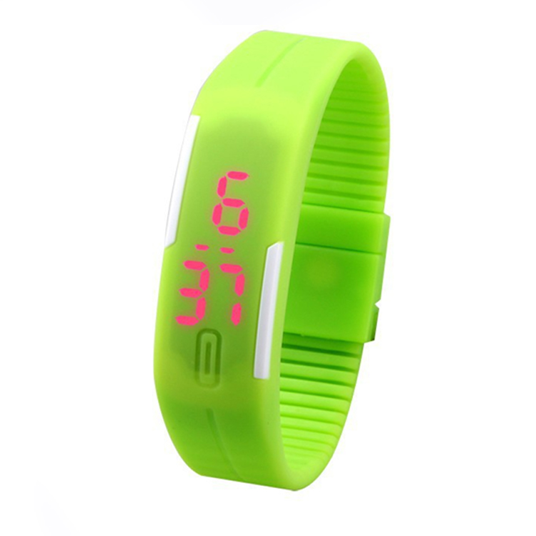 Green band watches