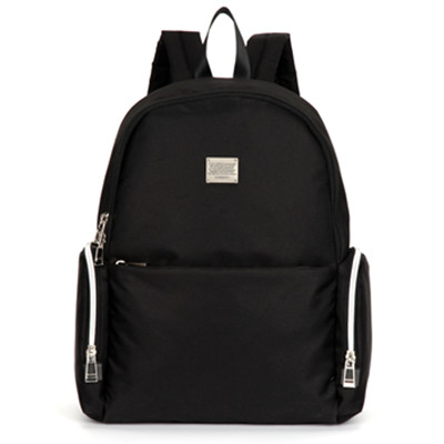 Thickened strap with venting holes' backpack