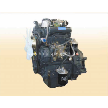 HF2110ABN water cooled small diesel engine for low speed cargo