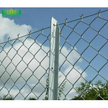 New Type 6ft Used Galvanized Chain Link Fence