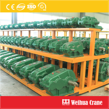Crane Travel en Hoist Reducer