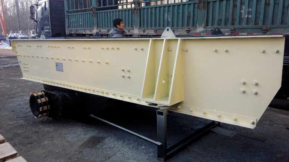 Vibrating Screen Conveyor