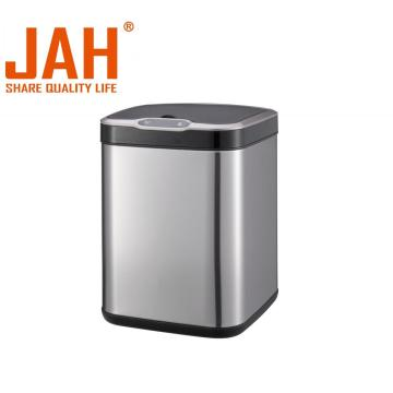 JAH sensor trash can with sanitizing