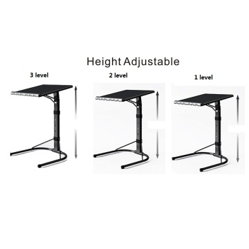 Adjustable Height Bedside Tables