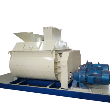 Long service time stainless steel concrete mixer