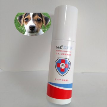 Pet disinfectant cleaner spray