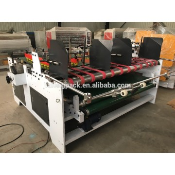 Carpeta modelo Gluer Press