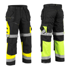 Workwear Safety Work High Visibility Bib pants work wear