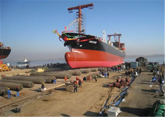 Ship Launching Airbag 14