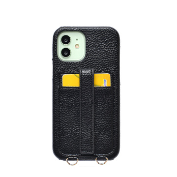 2020 hot selling leather case for iPhone 12