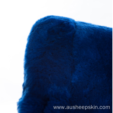 High Quality Sheepskin Quilt Half Saddle Pad