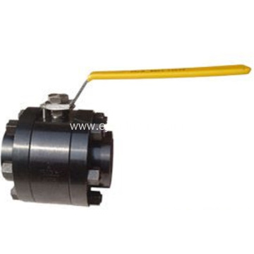 3PC Forged Steel Ball Valve