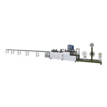 top quality flat paper handle machine