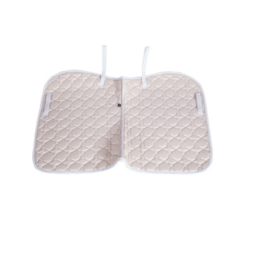 High-quality quilting saddle pad