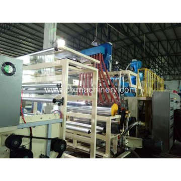 Standard Yield 65/90/65A Stretch Film Machinery