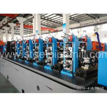 precision steel tube mill