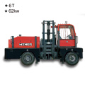 6t Side load forklift