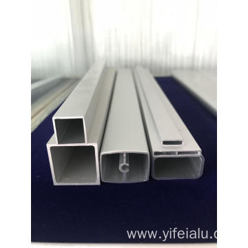 Extrusion Square Tube for Motorcycle Accessories