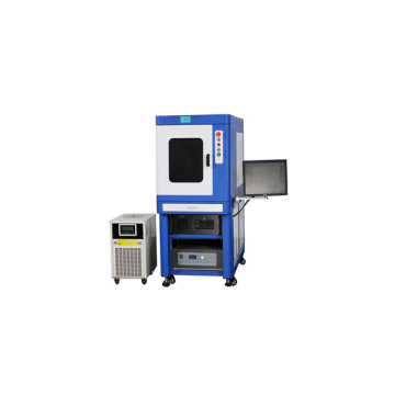 20W Fiber Laser Marking Machine Table Type