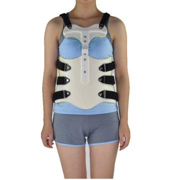 Light weight Thoracic back Lumbar support orthosis