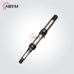 Schwing Concrete Pump Spare Parts Slewing Shaft