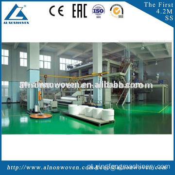 AL-3200MM SSS Non Woven Fabric Making Machine with High Quality