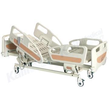 Electric Bed Three Functions ICU Hospital Medical Bed