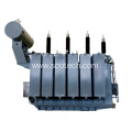 50MVA 115/38.5KV 3 phase oil immersed power transformer