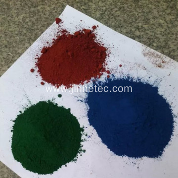 Iron Oxide S463 As Dye and Colorant
