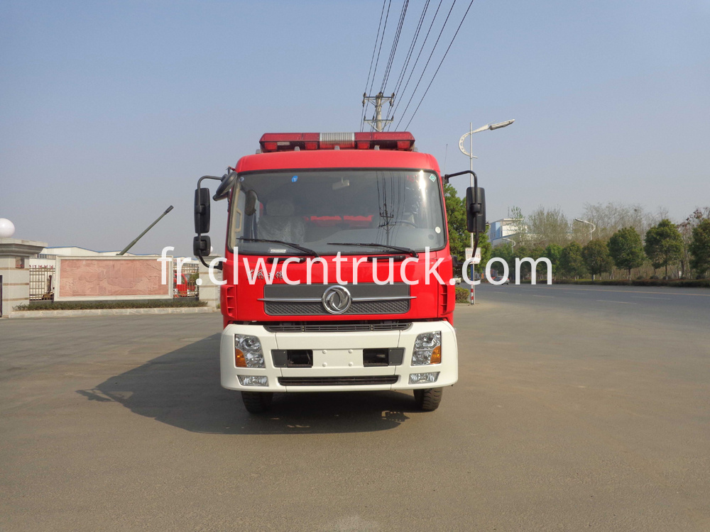 cheap chinese fire trucks 2