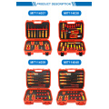 VDE 12pc Insulated Plier and screwdriver set