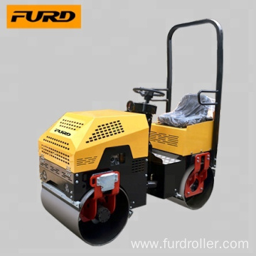 FYL-880 After-sales Service Vibratory 1 ton Road Roller Compactor