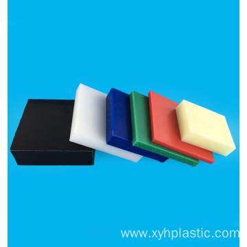 White Red PE Polyethylene Sheet