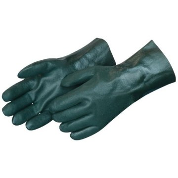 Work Safety Gloves with Gauntlet Cuff
