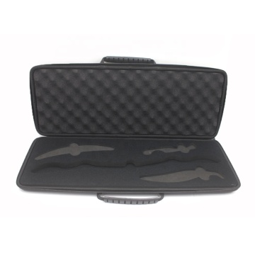 Waterproof EVA case manufacturer travel foam case with zipper