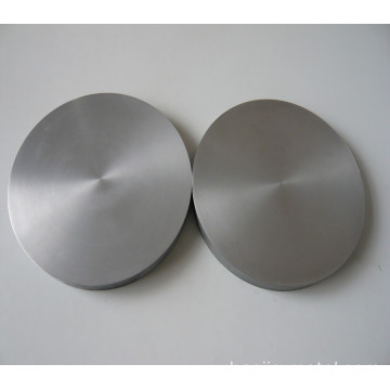 Polished Pure Molybdenum Target