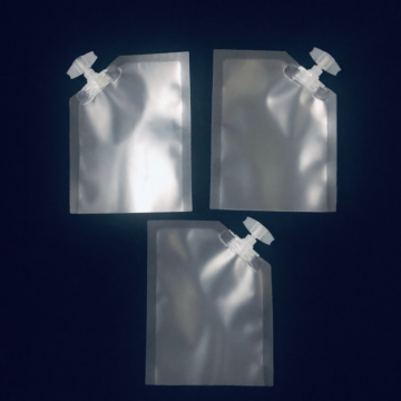 Skin care trial packaging Plastic Packaging Bag