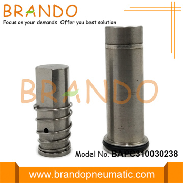 Stainless Steel Valve Guide Tube Armature Plunger Assembly