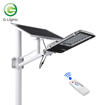 High efficiency ip65 60w waterproof solar street light