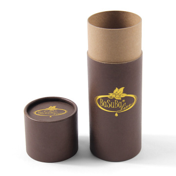 Cyclinder Packaging Gift Cardboard Paper Tube Boxes