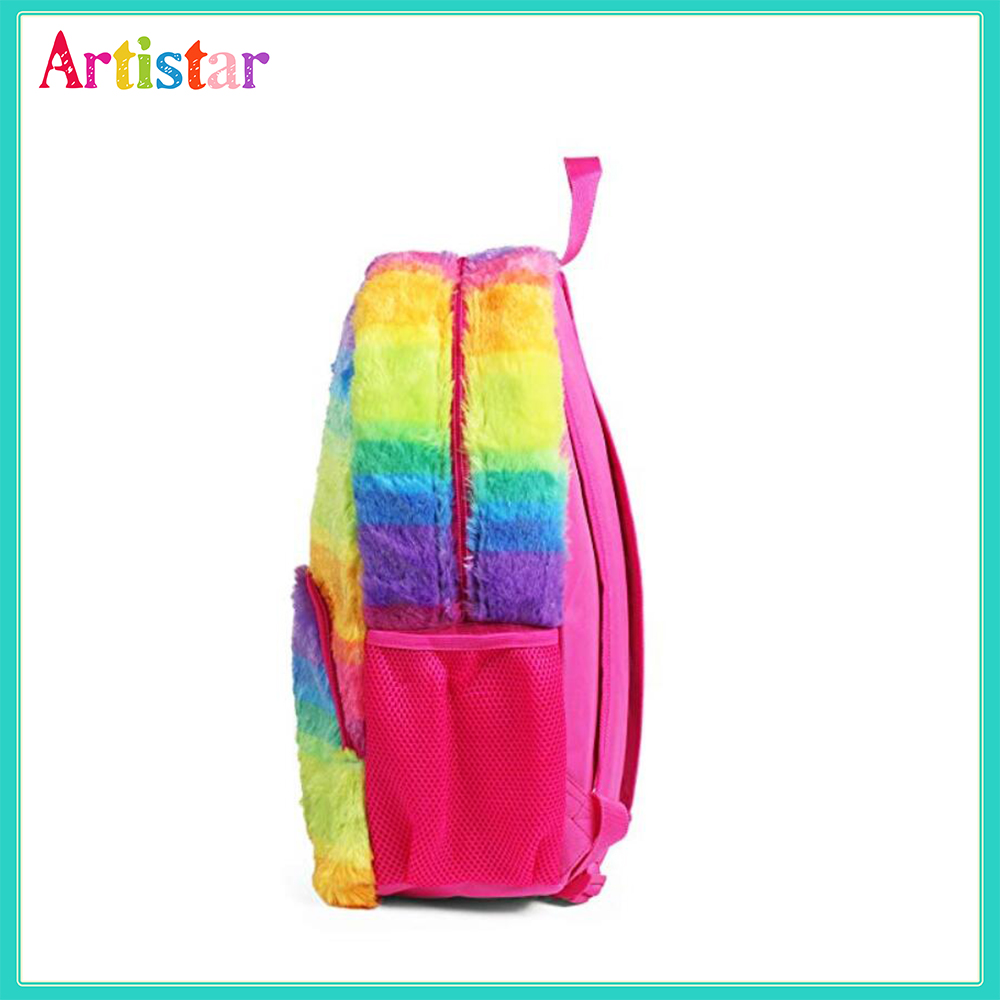 Soft Plush Backpack 03 2
