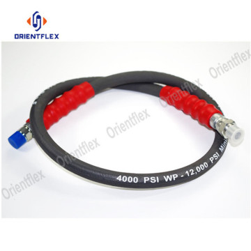 Best quality pressure washer hose	4500PSI