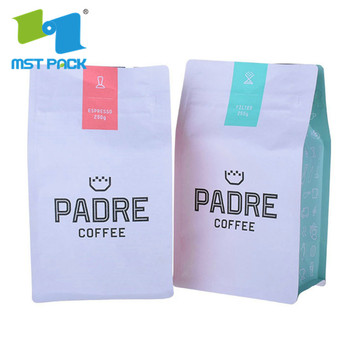 small plastic coffee packaging bags supplies wholesale