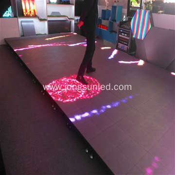 Outdoor Dance Floor Customized LED Display Screen Panel