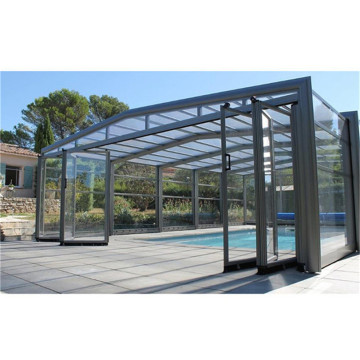 Wholesale Price Winter Solar Glass Pool Covers Pools