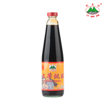 Oyster Sauce 710g Glass Bottle