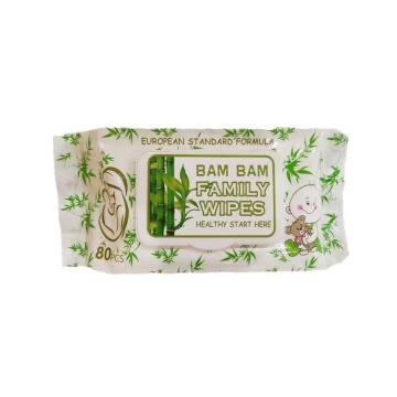 Organic Baby Antibacterial Wipes