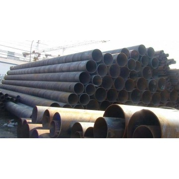 Welded Oiled Round Carbon seamless Steel Pipe