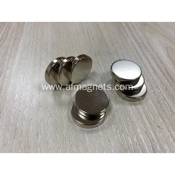 Disc magnets 1x1/8 Inch