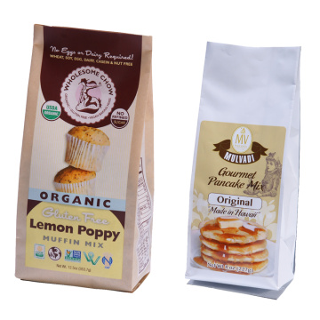 Commercial Cheap Custom Food Packaging